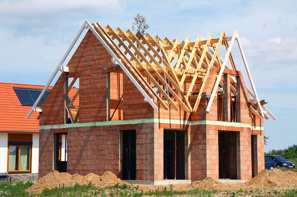 self build houses